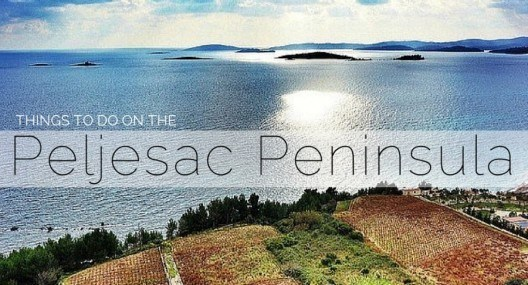 Pelješac Peninsula: Where you'll find wine, oysters and relaxation