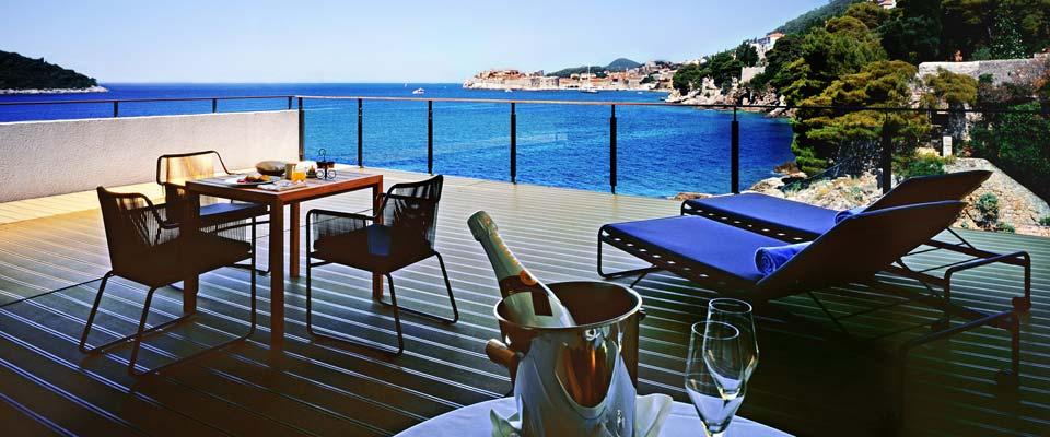 Where to stay Dubrovnik: Villa Dubrovnik   Travel Croatia Guide
