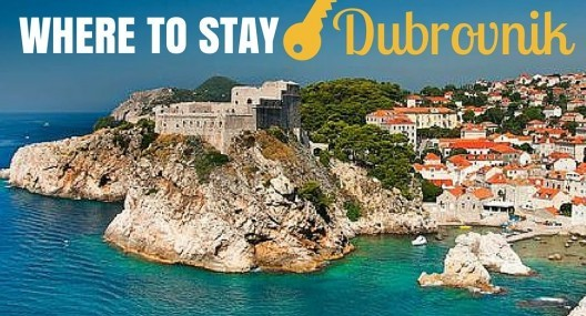 Croatia Accommodation: Where to Stay in Dubrovnik 2017