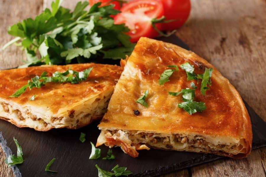 BUREK - Albanian Riviera Food