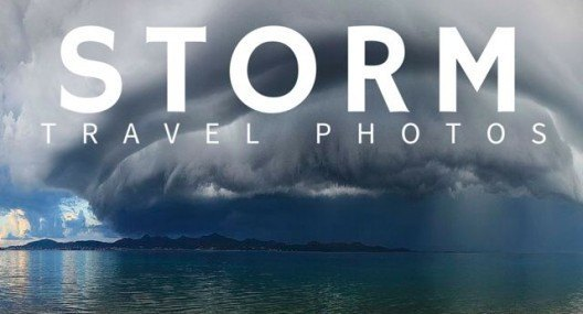 Travel Croatia photo inspiration: Storms