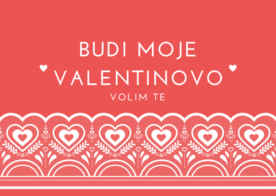 Learning Croatian_Valentines Day Cards in Croatian 1