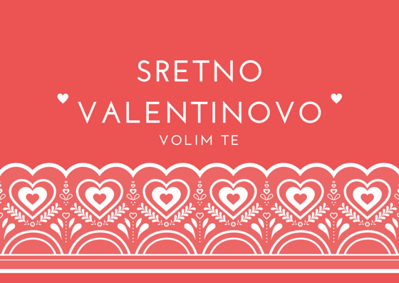 Learning Croatian_Valentines Day Cards in Croatian 2