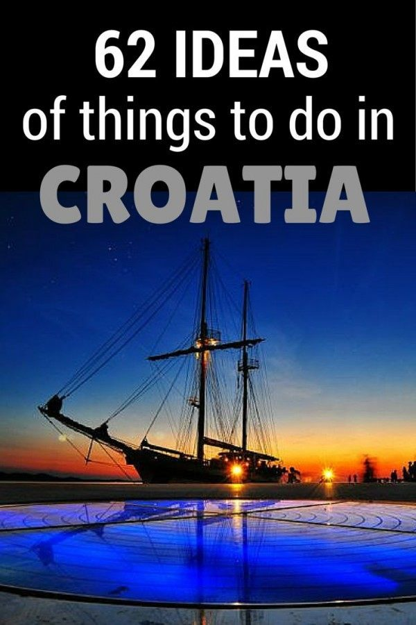Things to do in Croatia | Travel to Croatia