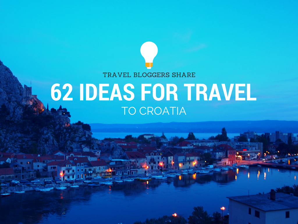 Travel to Croatia round up COVER