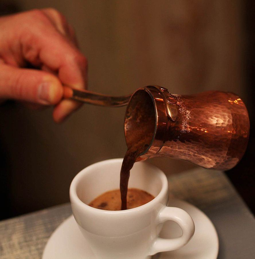 How to make Croatian coffee | Coffee Pot