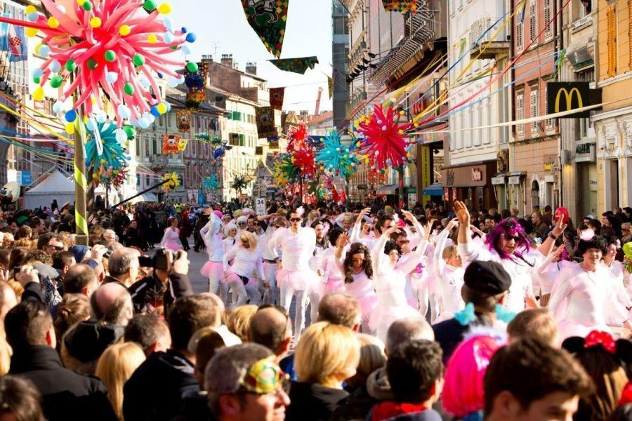 Rijecki Carnival | Croatia Travel Blog