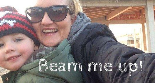 Dream House: Beam Me Up!