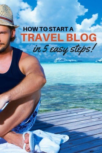 How to start a travel blog | Chasing the Donkey