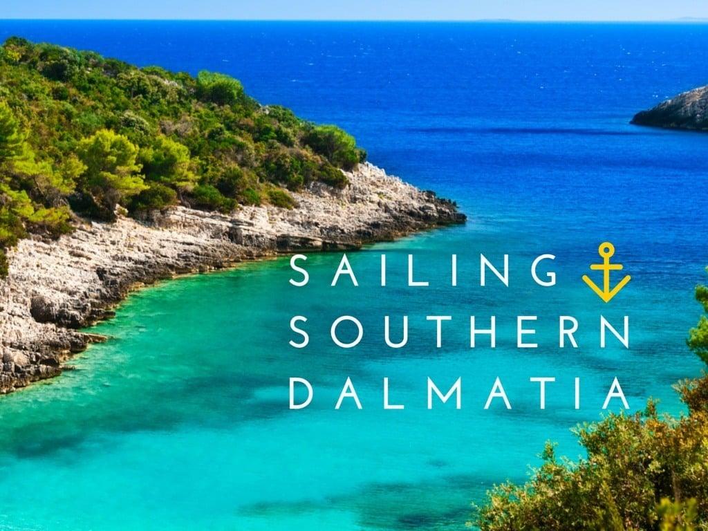 SAILINGCCROATIA SOUTHERN DALMATIA COVER