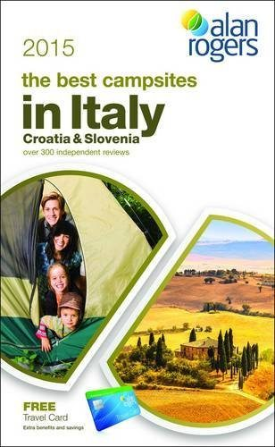 Croatia Travel Guide and Books PIN Alan Rogers