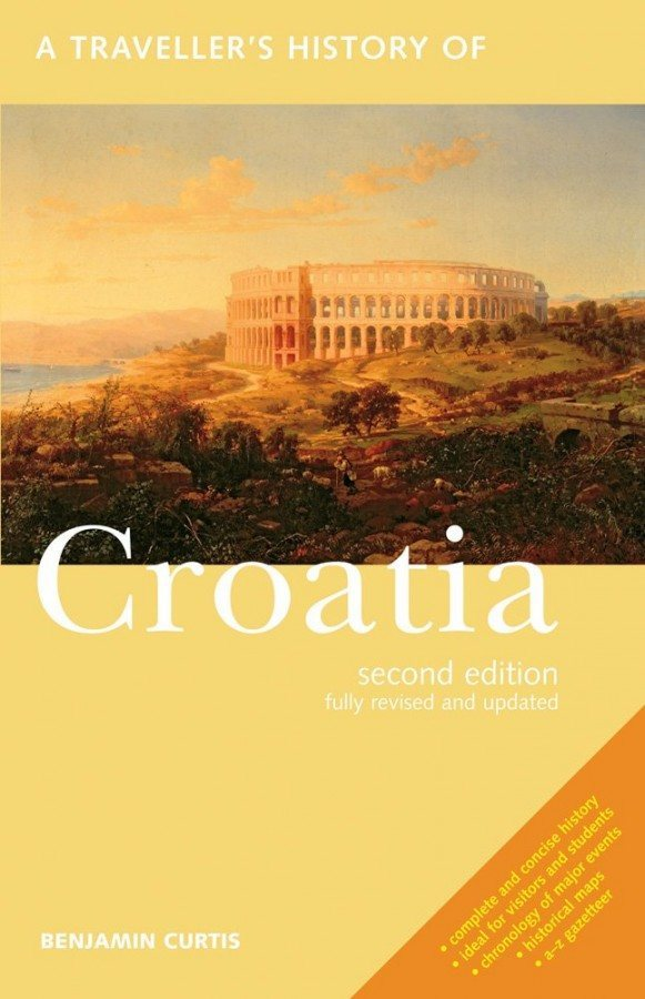 Croatia Travel Guide and Books Curtis