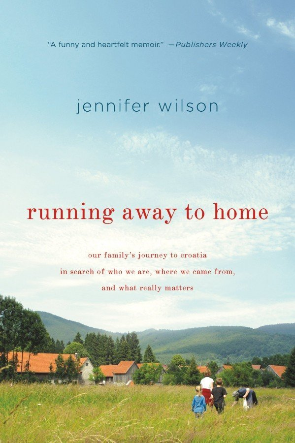 Running away to home book Wilson