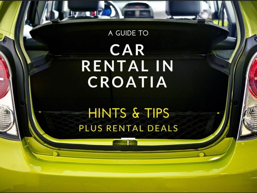 Car Rental in Croatia | Croatia Travel Blog