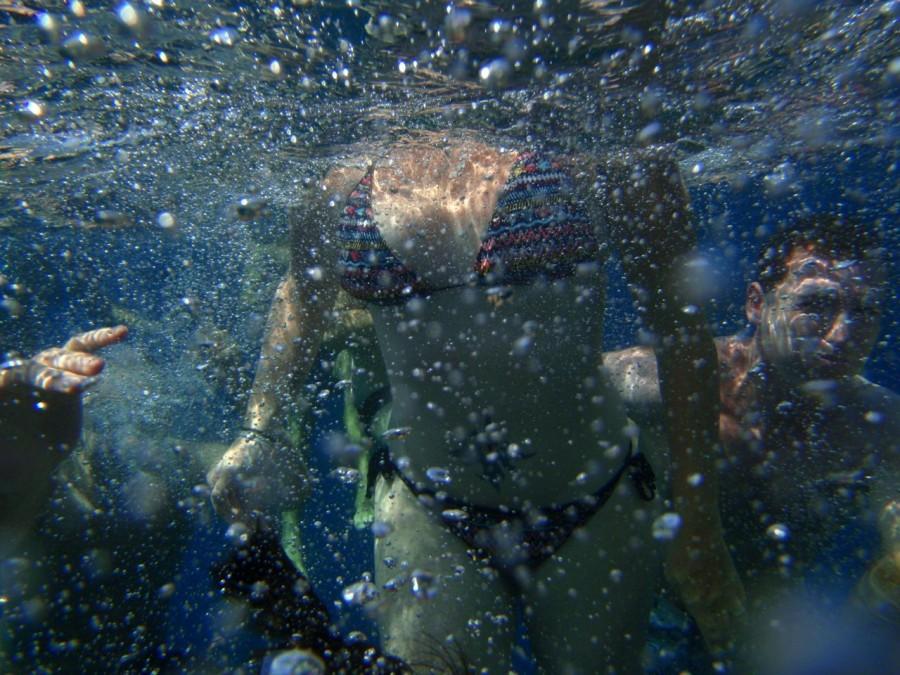 Diving underwater camera | Sailing Croatia