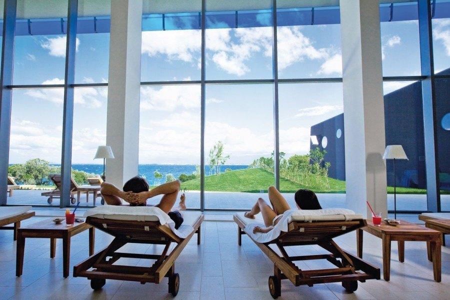 Falkensteiner Hotel Spa Iadera_Relax Area sea view