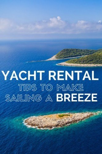 Sailing Croatia_Yacht Rental PIN