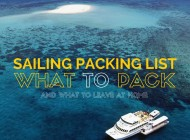 Sailing Holiday Packing List for Him and Her
