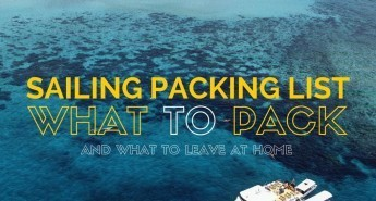 Sailing Holiday Packing List COVER