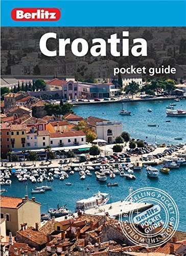 Croatia Travel Guide and Books Berlitz