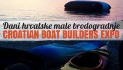 Dani hrvatske male brodogradnje | DHMB