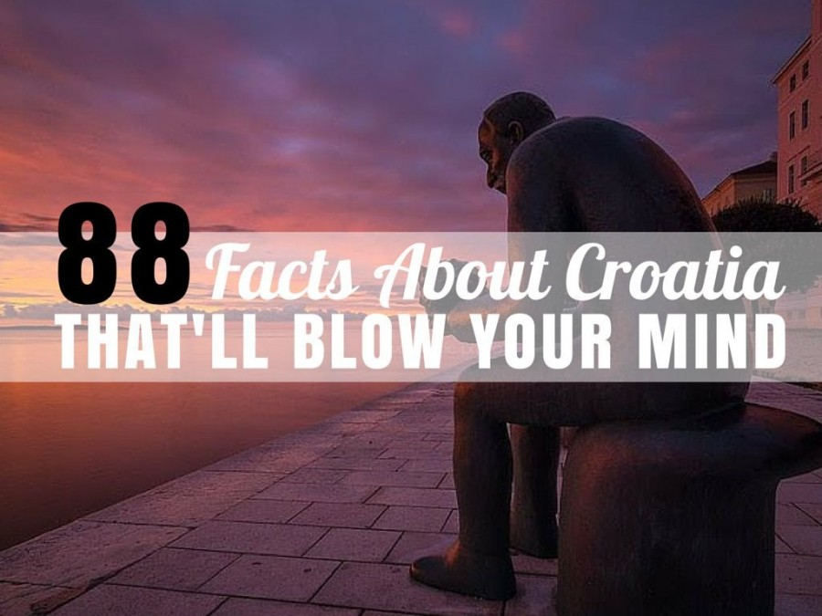 Facts About Croatia | Croatia Travel Guide
