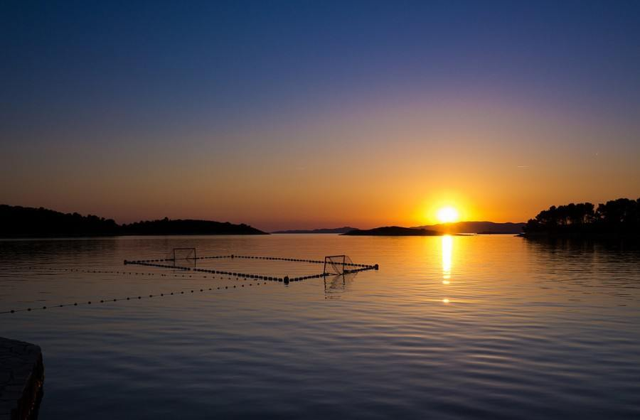 Sunset in Mljet Justin | Travel Croatia