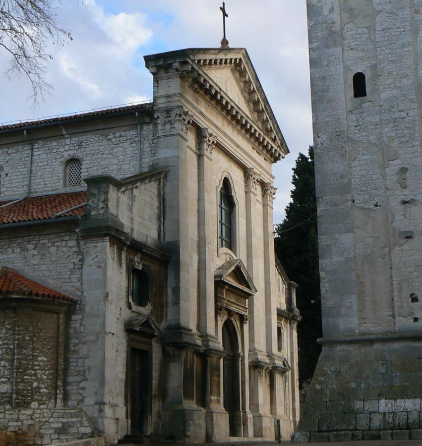 Things to Do in Pula   Cathedral   Travel Croatia