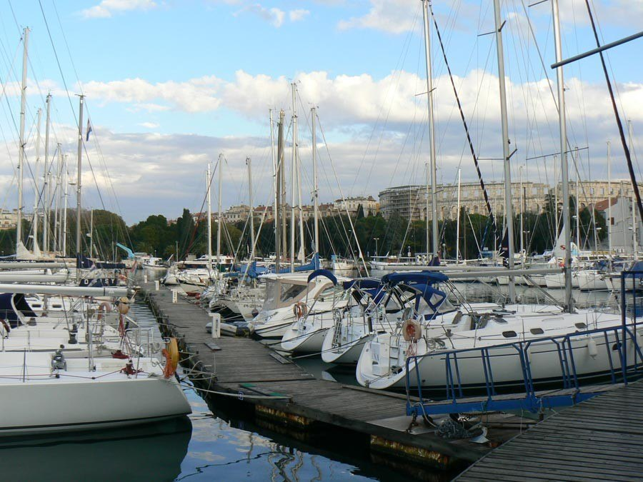 Things to Do in Pula  Marina   Travel Croatia Guide