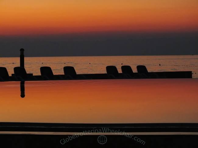 Sunset Umag, Croatia