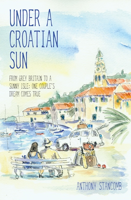 Under The Croation Sun PB Cover copy