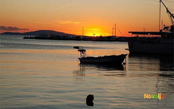 Seafront of Novalja | Island of Pag