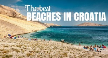 Best Beaches in Croatia. | Travel Croatia Guide