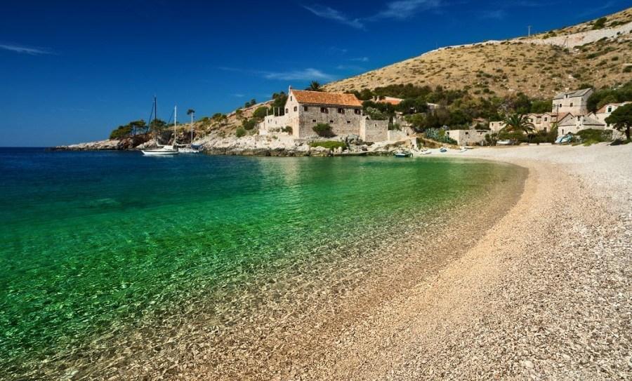 Dubovica beach | Croatia Travel Blog