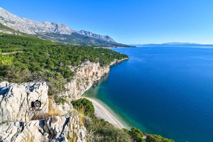 Nugal Beach, Makarska | Croatia Travel Blog