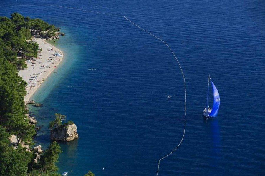 Punta Rata Beach | Croatia Travel Blog