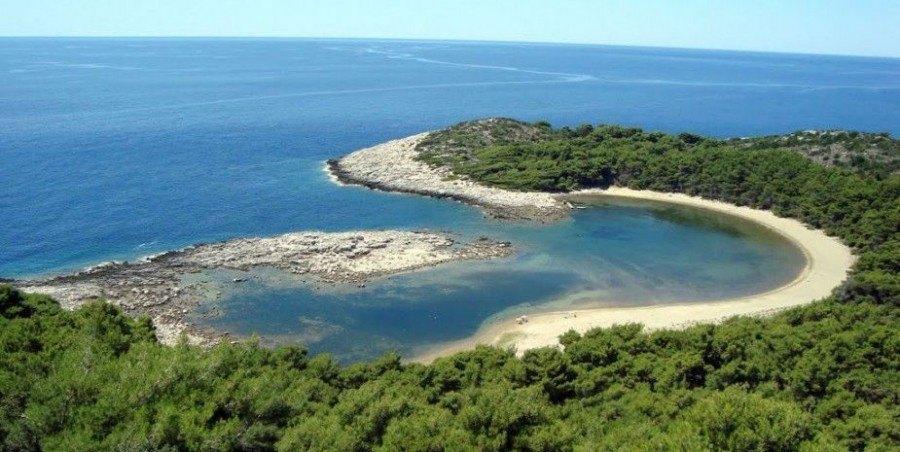 Saplunara Beach Mljet | Croatia Travel Blog