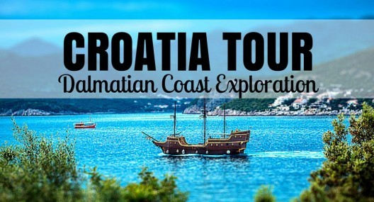 Travel Croatia Tours: 8-Day Dalmatian Coast Exploration