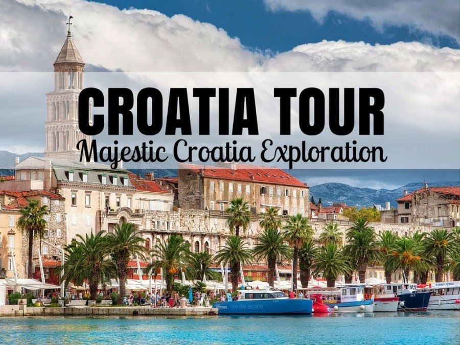 Travel Croatia Tours Day Majestic Croatia Exploration Croatia - Croatia tours