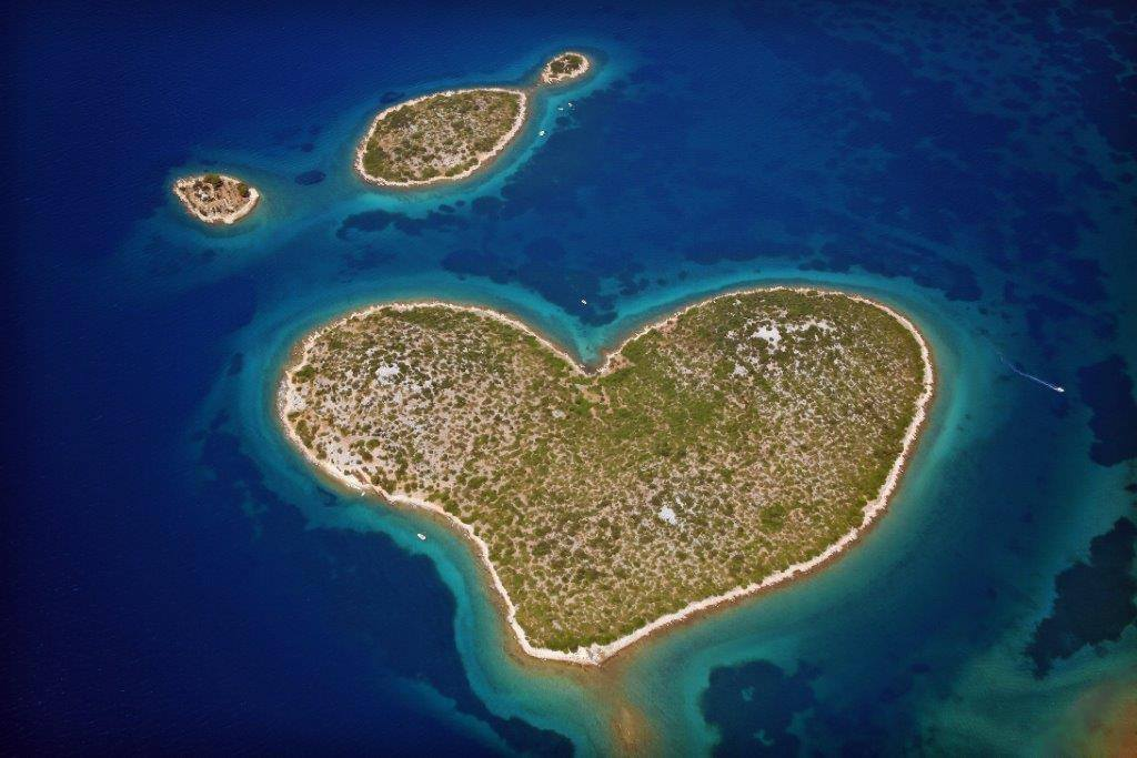 Galešnjak Island Zadar | Travel Croatia Guide