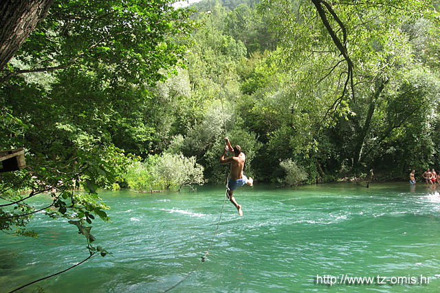 Cetina River Omis | Travel Croatia Guide