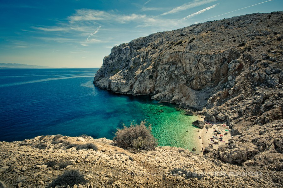 Mali Bok Beach | Travel Croatia Guide