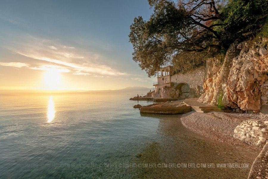 Pecine Beach, Rijeka | Croatia Travel Blog