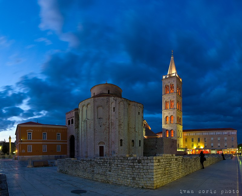 Roman Ruins in Zadar | Travel Croatia Guide