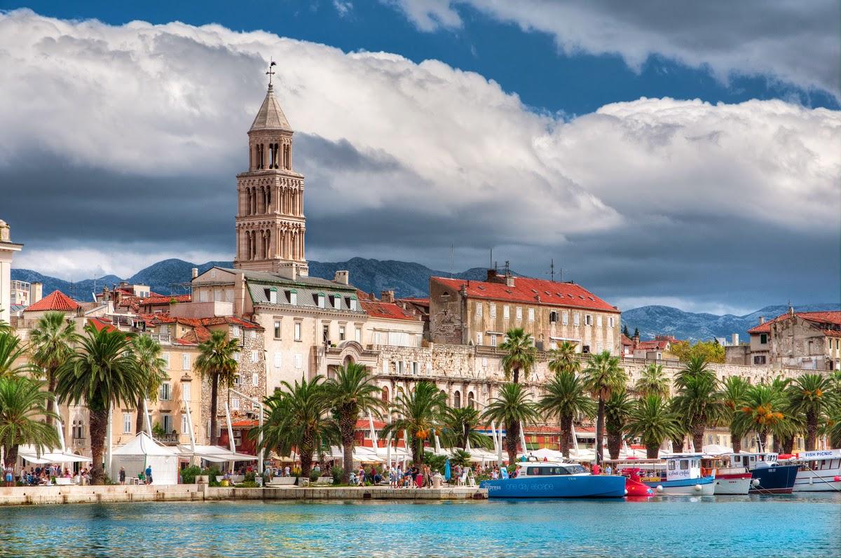 Split Croatia_Silimon Photo Croatia Travel Blog  Chasing the Donkey - Dream House Plan