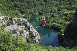 Zipline Croatia Omis | Travel Croatia Guide