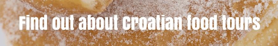 Croatian Food   Travel Croatia Guides
