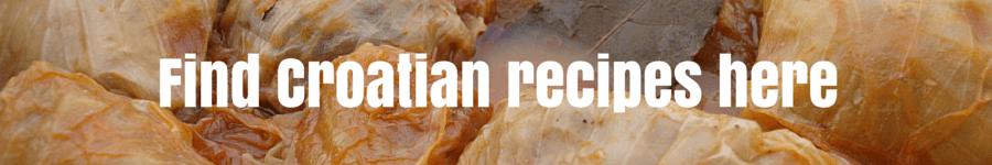 Croatian Recipes more