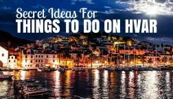 Secret things to do on Hvar