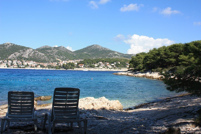 Things to do in Hvar: Jerolim Beach | Travel Croatia Guide